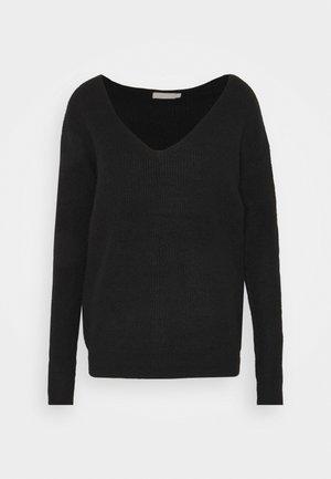 PCBABETT  - Pullover - black