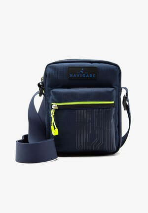 Across body bag - blu