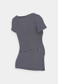 Anna Field MAMA - 2 PACK - PRINT - T-SHIRT - Print T-shirt - dark blue/multi-coloured - 1