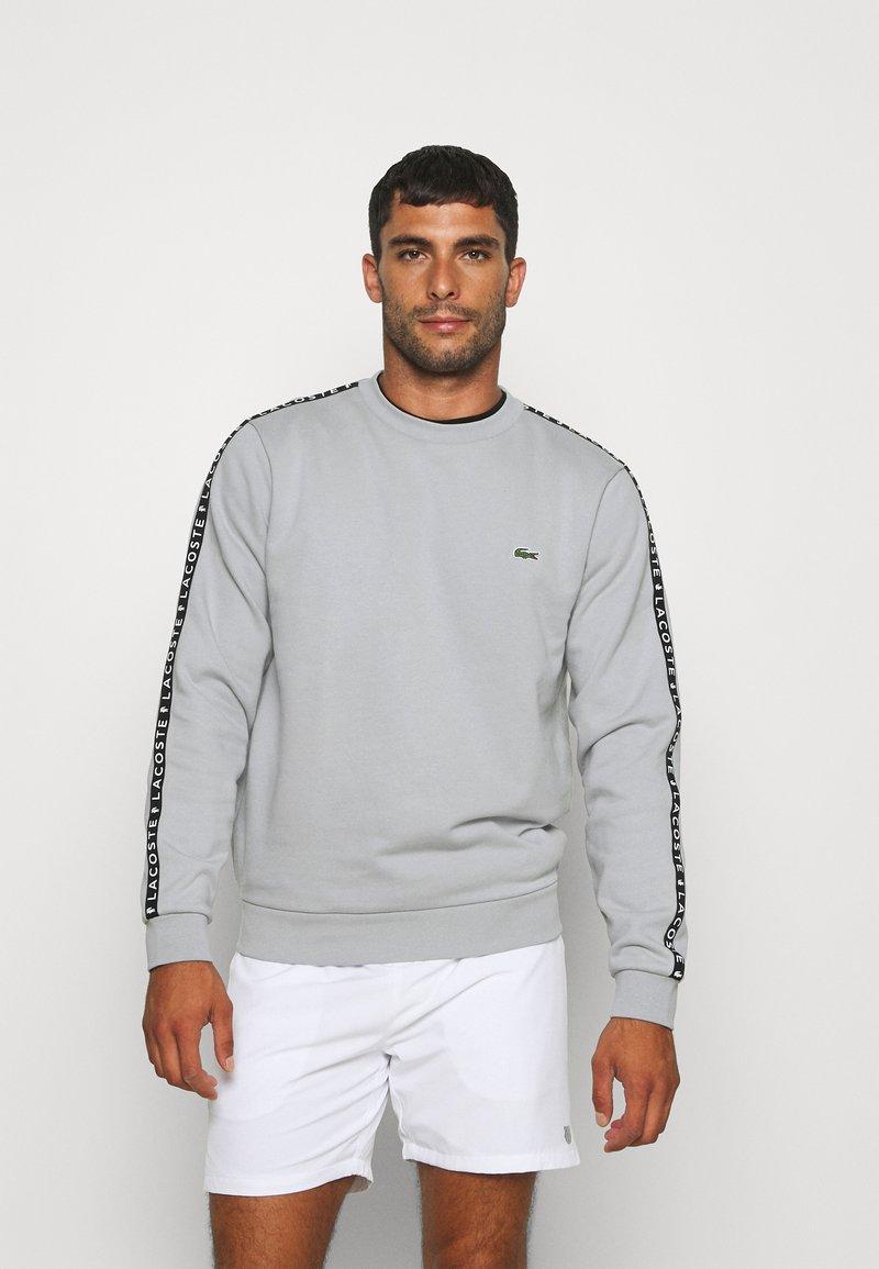 Lacoste Sport - TAPERED - Sweatshirt - hellgrau