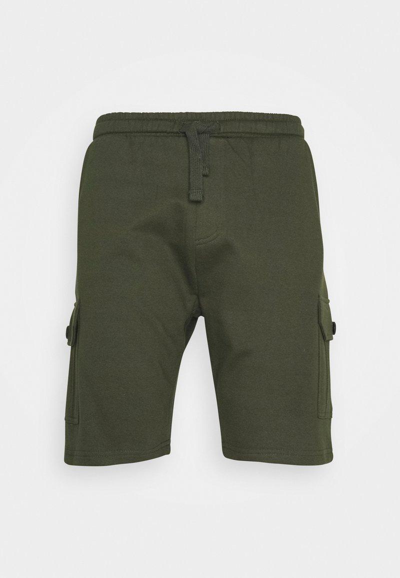 Denim Project - KARGO - Shorts - deep depths