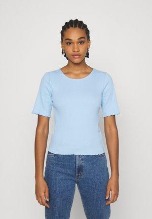 VIBALA - T-shirt basic - blue bell
