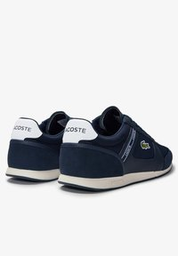 Lacoste - Sneakersy niskie - nvy/wht - 2