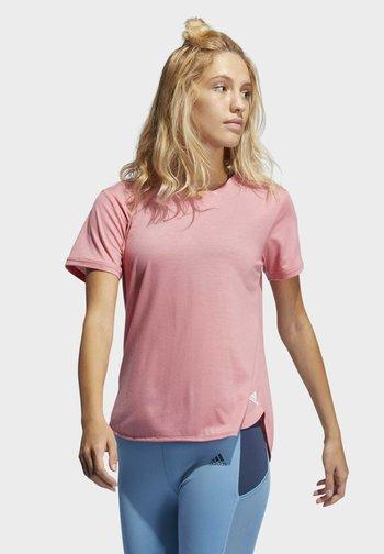 GO TO TEE  - Camiseta básica - hazros/white