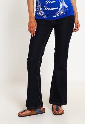 Bootcut jeans - dark blue