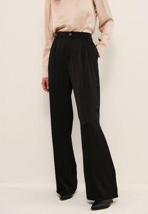 VEANNAPW  - Trousers - black