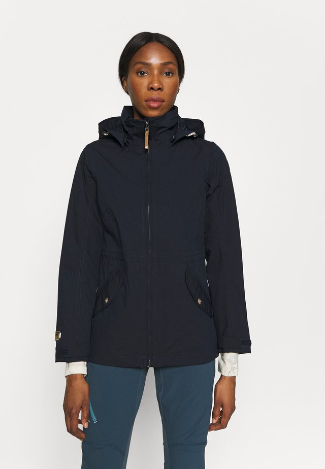VALENCE - Giacca outdoor - dark blue
