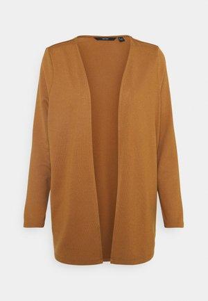 VMMOLLY CARDIGAN - Vest - tobacco brown