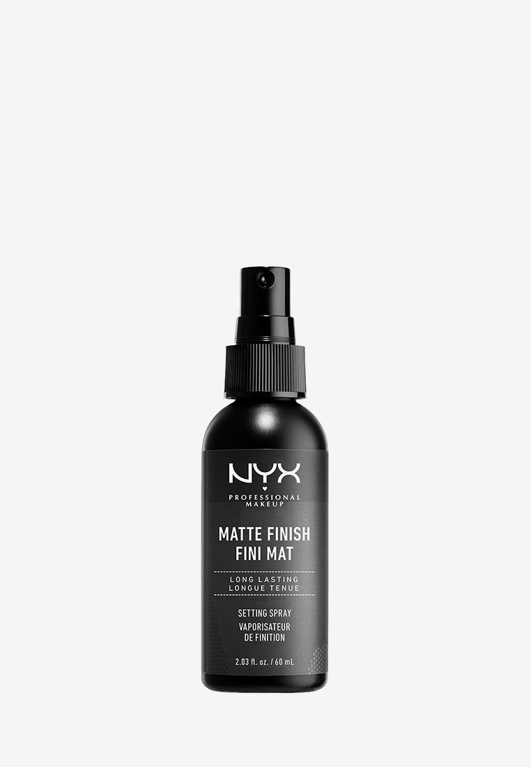 Nyx Professional Makeup - SETTING SPRAY - Utrwalanie makijażu - 1 matte