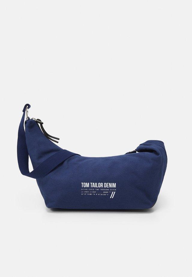 LIA - Taška spříčným popruhem - dark blue