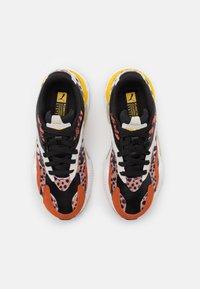 Puma - RS-X³ W.CATS - Sneakers laag - black/rust - 5