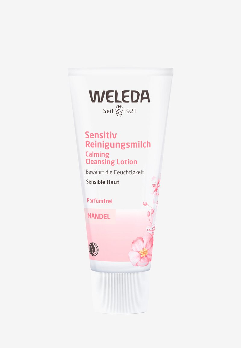 Weleda - ALMOND CALMING CLEANSING LOTION - Gezichtsreiniger - -