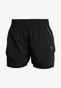 Puma - LAST LAP SHORT - Sports shorts - black - 5