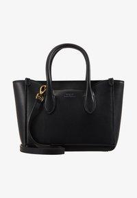 Polo Ralph Lauren - MINI SLOANE - Handbag - black - 5