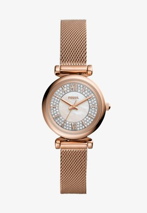 CARLIE MINI - Hodinky - rose gold-coloured