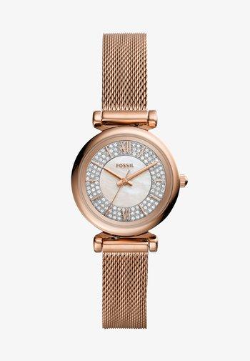 CARLIE MINI - Watch - rose gold-coloured