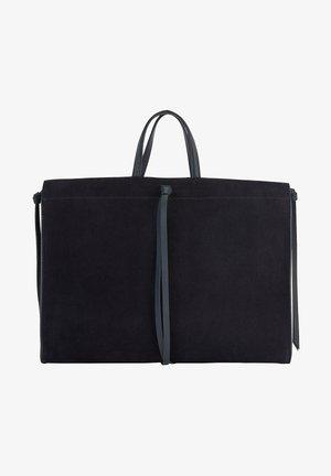 KATLIN - Tote bag - dark blue