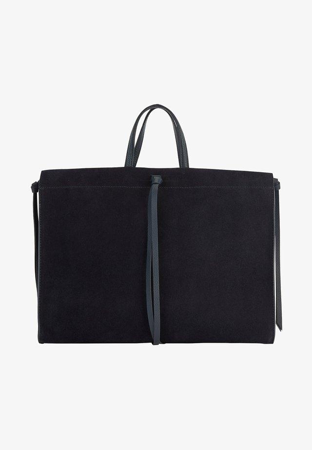 KATLIN - Shopping bag - dark blue
