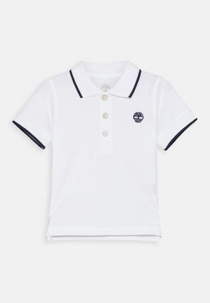 SHORT SLEEVE - Polo - white