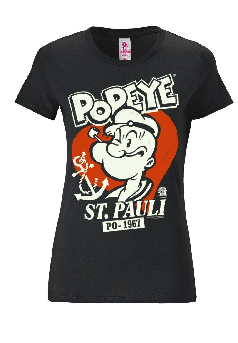 Damen POPEYE - T-Shirt print