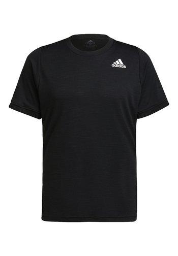FREELIFT TEE - T-shirt sportiva - black/white