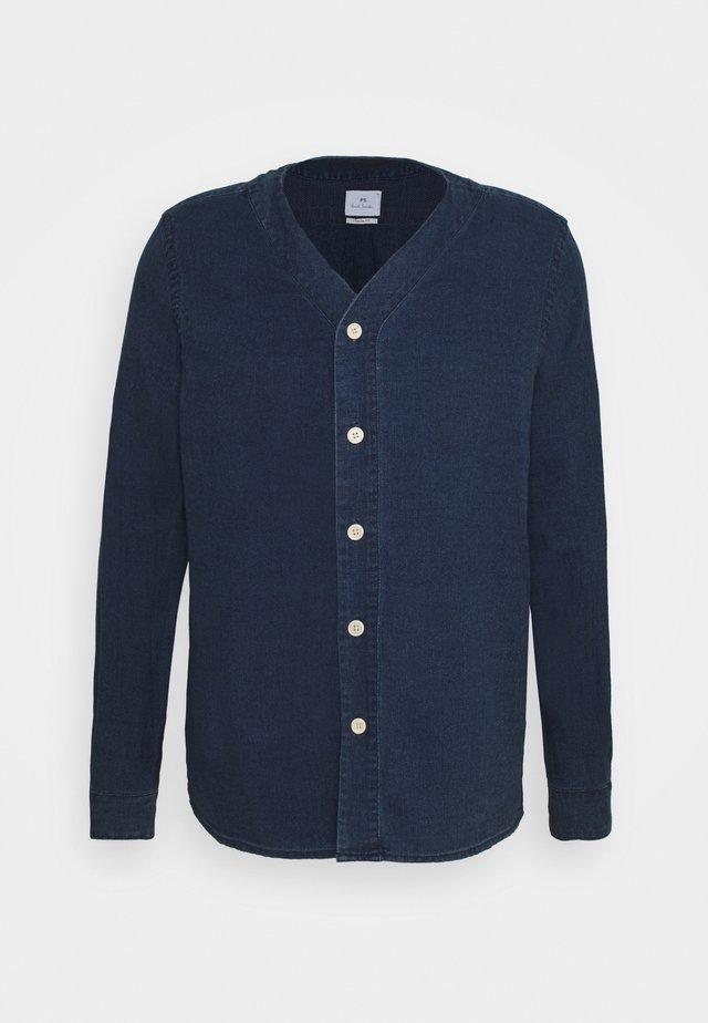 MENS CASUAL FIT SHIRT - Camicia - denim blue