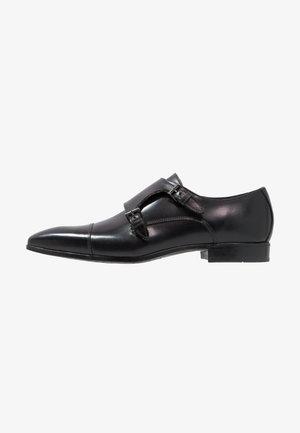 Eleganckie buty - serrano nero