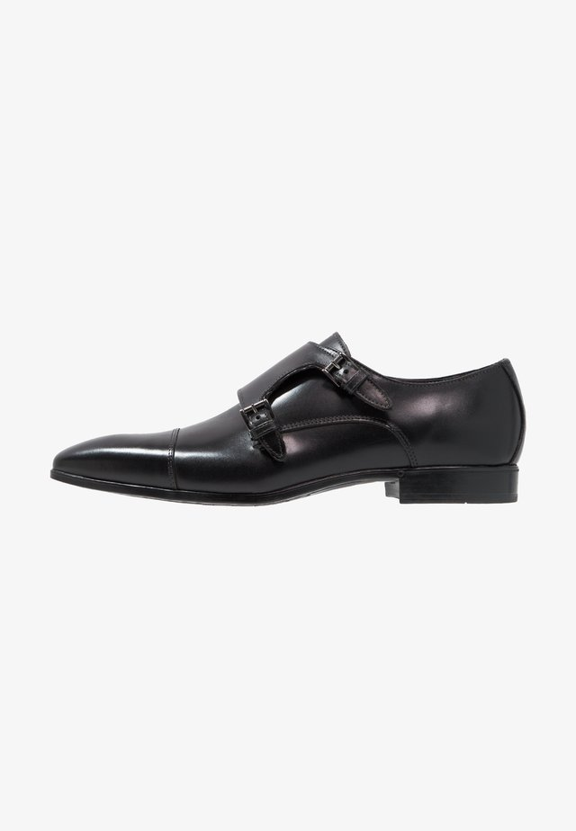 Business loafers - serrano nero