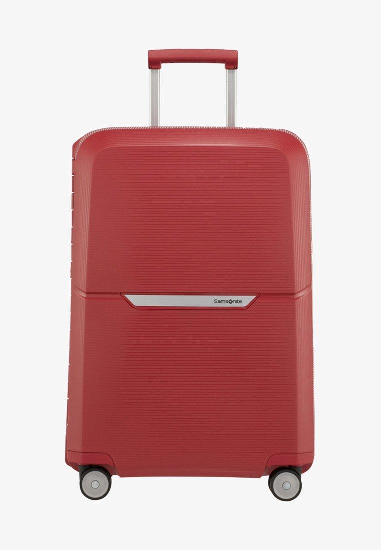 Samsonite - MAGNUM - Wheeled suitcase - rust red