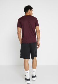 Your Turn Active - Short de sport - jet black - 2