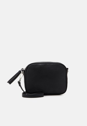 PCJASSEN CROSS BODY - Skulderveske - black