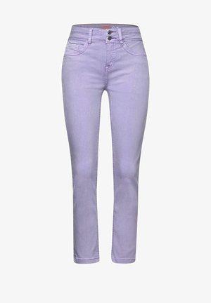 Slim fit jeans - lila