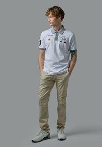 La Martina - ROVIGO - Polo shirt - optic white - 1