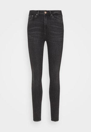 JONA - Skinny džíny - used mid stone grey denim