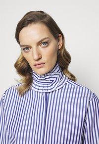 Victoria Beckham - Blouse - blue/white - 4