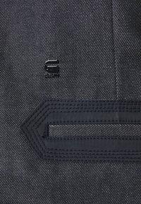 G-Star - TUXEDO WAISTCOAT - Vest - raw denim - 2