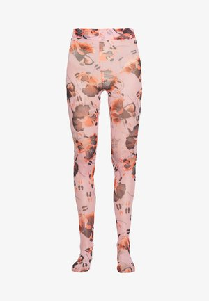 FLAG TIGHTS WALTZ - Legginsy - pink
