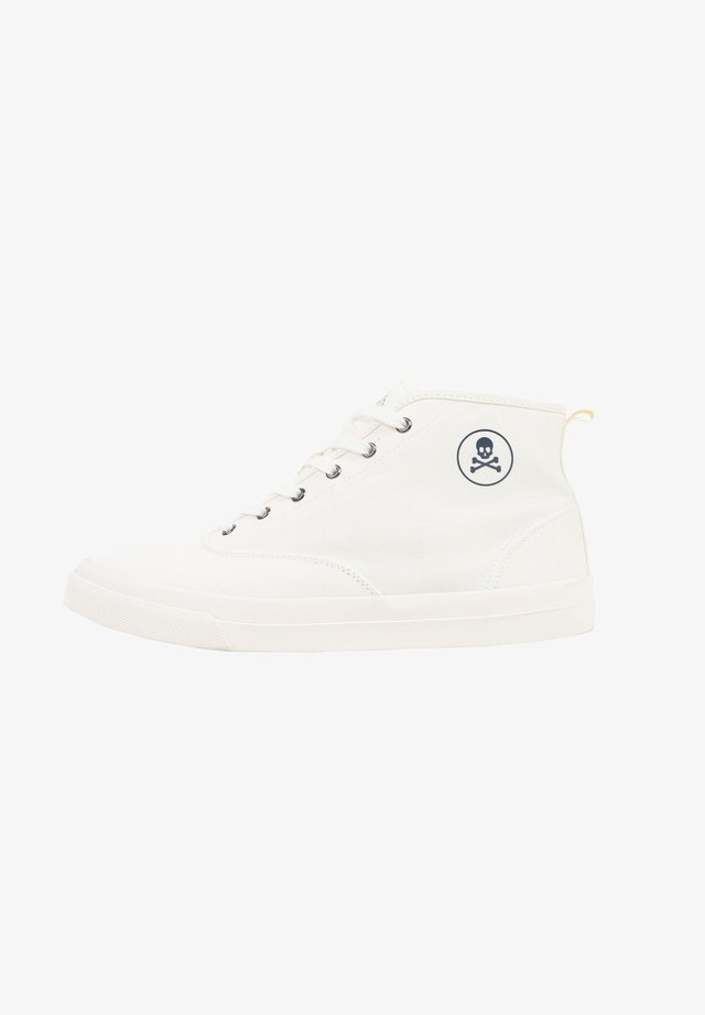 LORY  - Sneakersy niskie - off white