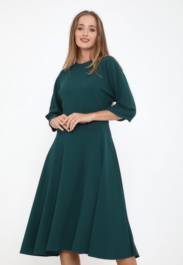 Vestito di maglina - grün