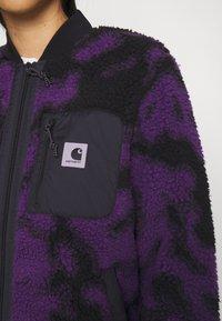 Carhartt WIP - JANET LINER - Winter jacket - blur/purple - 5