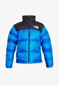 RETRO UNISEX - Down jacket - clear lake blue
