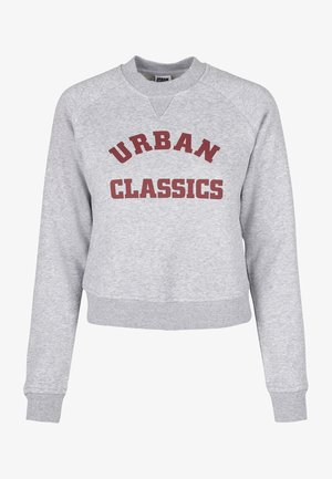 COLLEGE CREW - Sweatshirt - grey