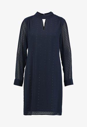 DRESS SHORT - Denní šaty - navy