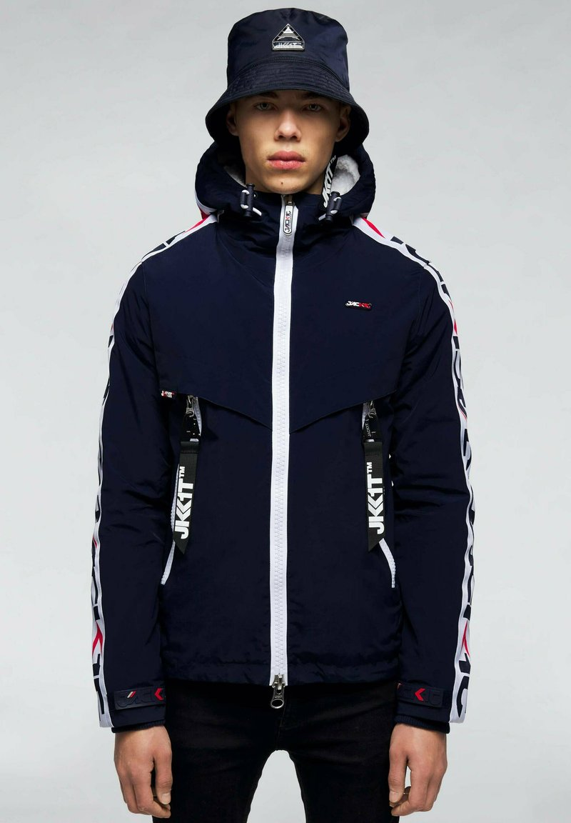 JACK1T - OFFSHORE - Down jacket - navy