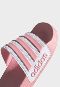 adidas Performance - ADILETTE SHOWER SLIDES - Pool slides - glory pink - 8