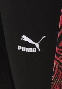 Puma - Legginsy - black - 5