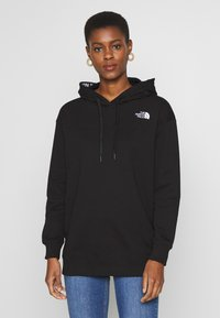 The North Face - ZUMU HOODIE  - Hoodie - black - 0