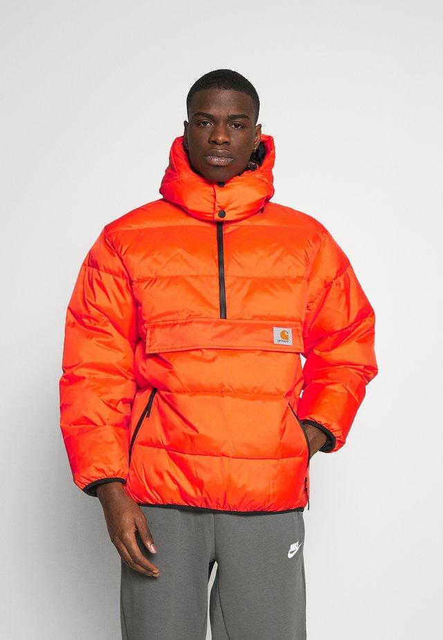JONES  - Vinterjakker - safety orange