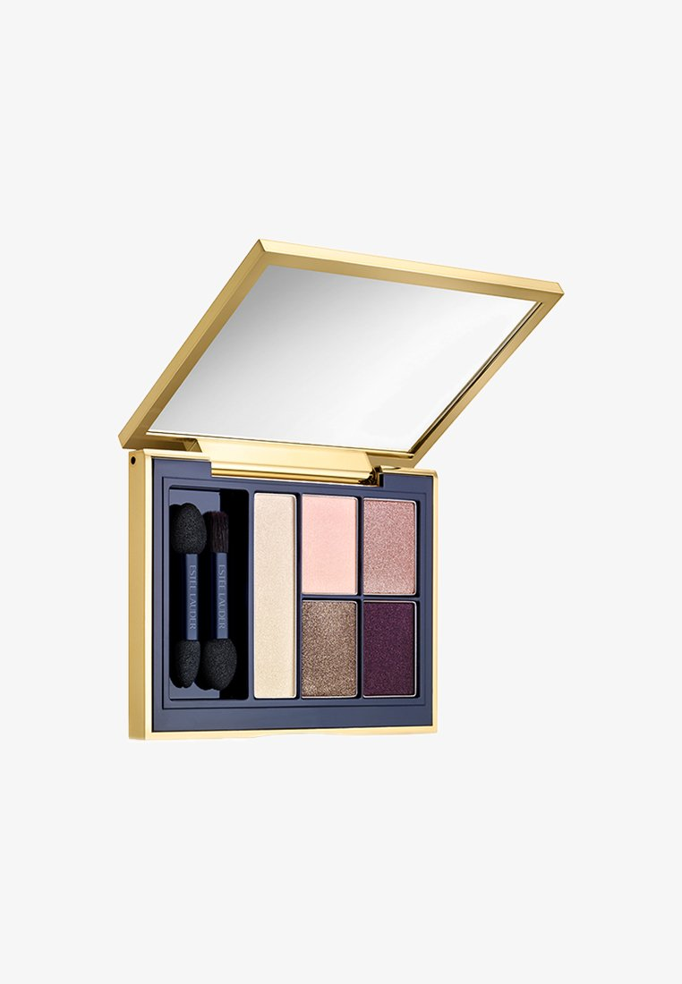 Estée Lauder - PURE COLOR ENVY SCULPTING EYESHADOW 5ER PALETTE - Eye shadow - currant desire