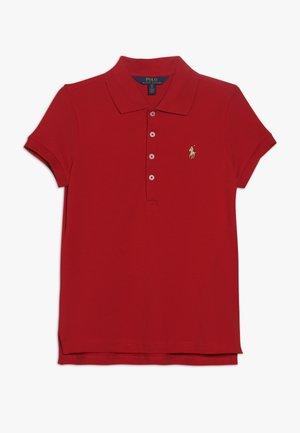 Polo shirt - red